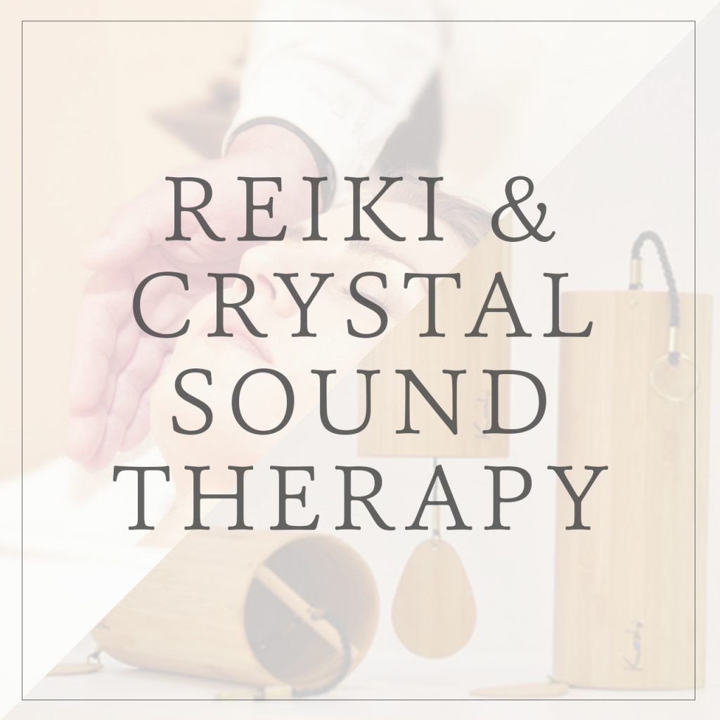 reiki and crystal sound therapy